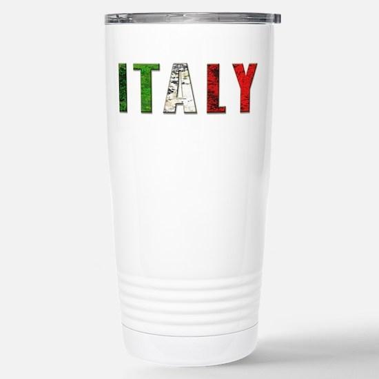 Italy Logo Travel Mug