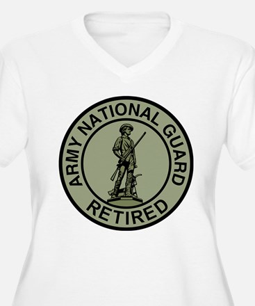 ARNG-Retired-Blac T-Shirt