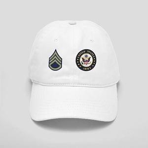 3-Army-SSG-WWII-Mug Cap