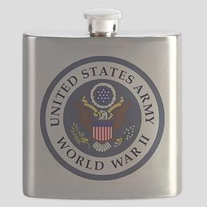 ARMY-WWII-Veteran-Bonnie-3 Flask
