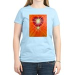 Love is Light Women's Light T-Shirt