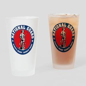 ARNG-Logo-Vehicle Drinking Glass