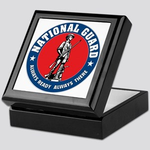 ARNG-Logo-Vehicle Keepsake Box