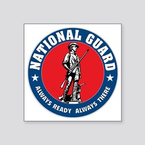 "ARNG-Logo-Vehicle Square Sticker 3"" x 3"""