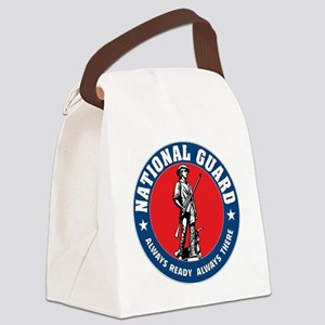 ARNG-Logo-Vehicle Canvas Lunch Bag