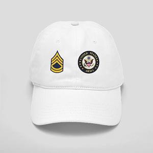 Army-TSgt-Gold-Mug Cap