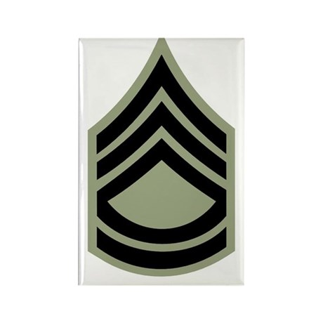 Army-SFC-Vietnam-Era-X.gif Rectangle Magnet