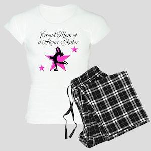 SKATING MOM Women's Light Pajamas