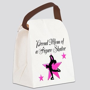 SKATING MOM Canvas Lunch Bag