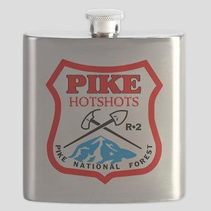 Pike-Hotshots-Bonnie Flask