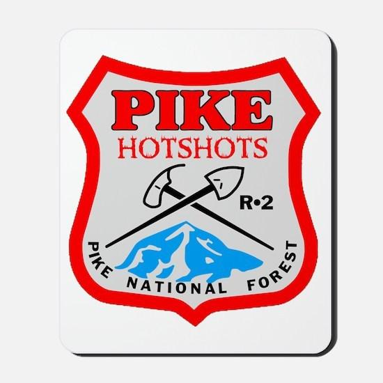 Pike-Hotshots-Dark-Shirt-PNG Mousepad