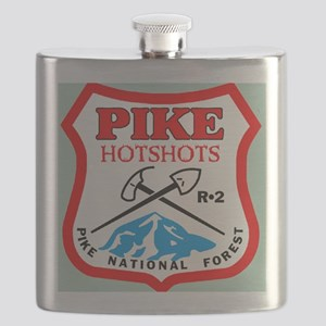 Pike-Hotshots-Button-2 Flask