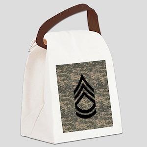 Army-SFC-ACU-Tile- Canvas Lunch Bag