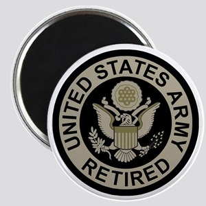 Army-Retired-Subdued Magnet