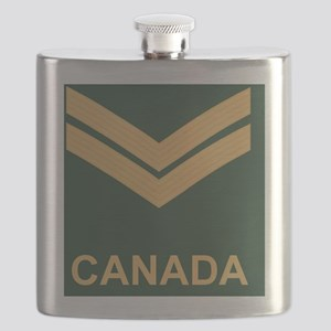 Canada-Army-Corporal-Slide Flask