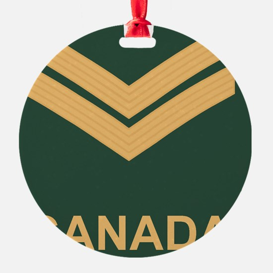 Canada-Army-Corporal-Slide Ornament