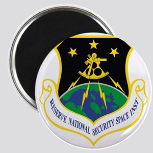 USAF-Reserve-National-Security-Space-Inst-P Magnet