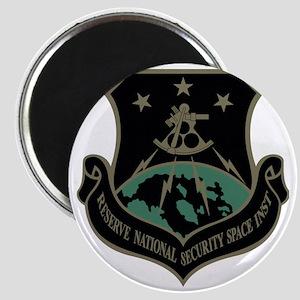 USAF-Reserve-National-Security-Space-Inst-S Magnet