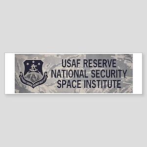 USAFR-RNSSI-BSticker-ABU Sticker (Bumper)