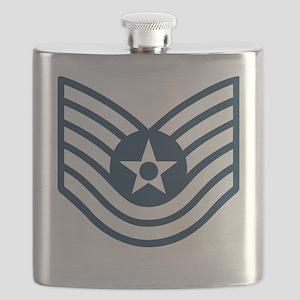 USAF-TSgt-X Flask