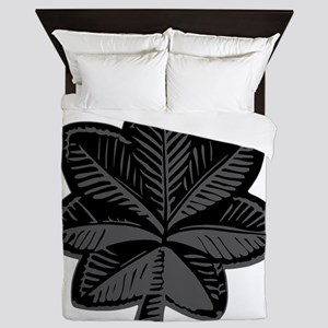 Delete-From-Here-LtCol-Subdued Queen Duvet
