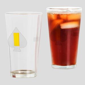 Army-506th-PIR-2LT-Bn1 Drinking Glass