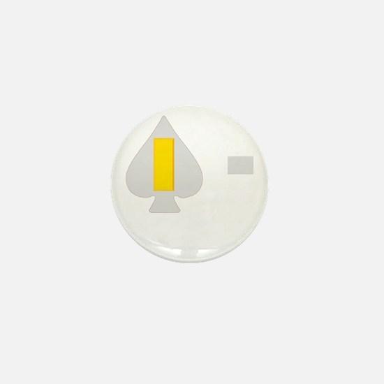 Army-506th-PIR-2LT-Bn1 Mini Button