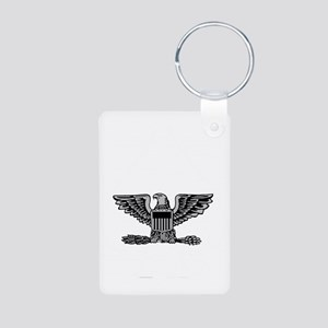 Army-506th-PIR-Col-Spade Aluminum Photo Keychain