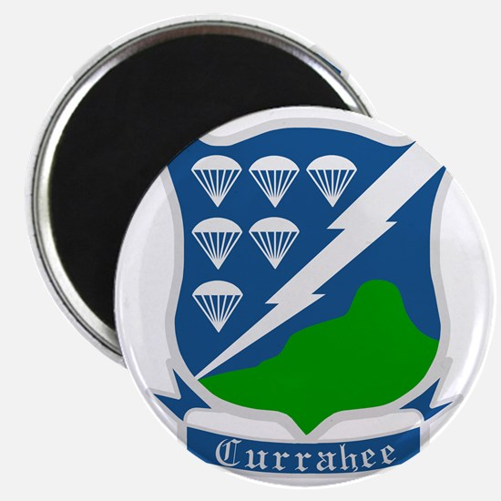 Army-506th-Infantry-WWII-Currahee-Patch Magnet