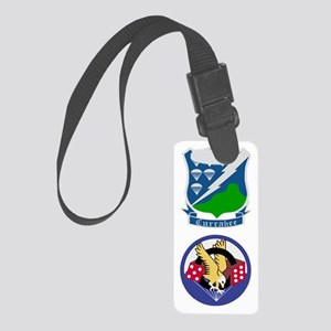 Army-506th-Infantry-Currahee-Par Small Luggage Tag