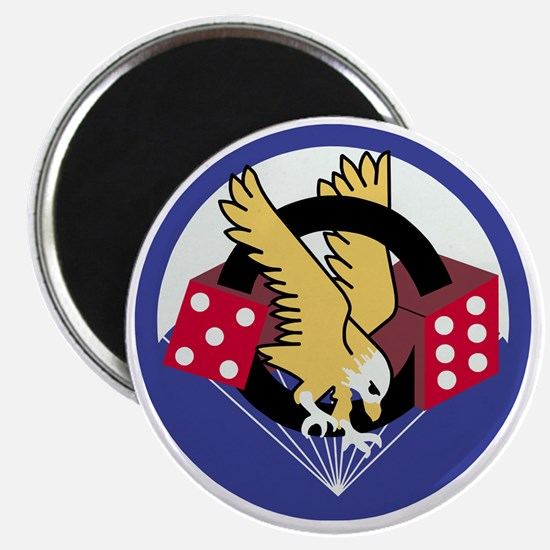 Army-506th-Infantry-Para-Dice Magnet
