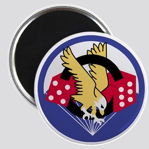 Army-506th-Infantry-Para-Dice-Patch- Magnet