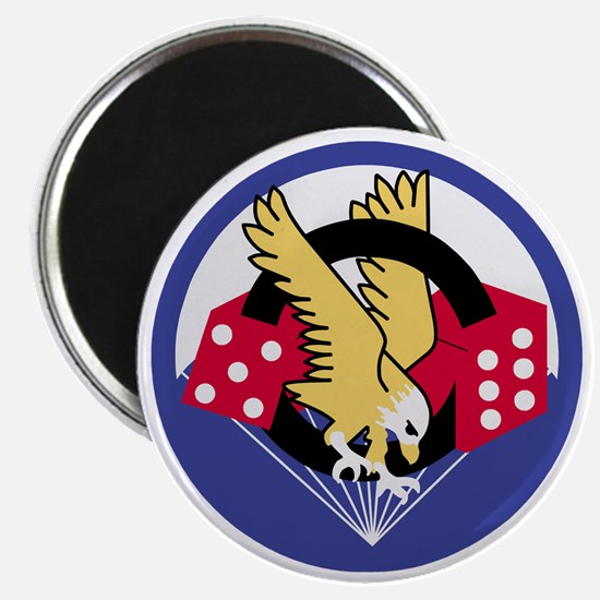Army-506th-Infantry-Para-Dice-Patch-PNG Magnet