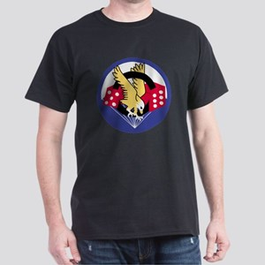 Army-506th-Infantry-Para-Dice-Patch-P Dark T-Shirt
