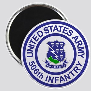 Army-506th-Infantry-Roundel-After-1951-Bonn Magnet