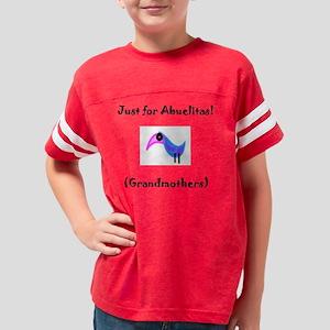 3-Abuelitas Youth Football Shirt