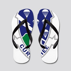 Army-506th-Infantry-Currahee-After-1951 Flip Flops