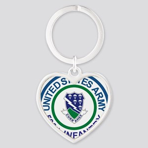 Army-506th-Infantry-Roundel-After-1 Heart Keychain