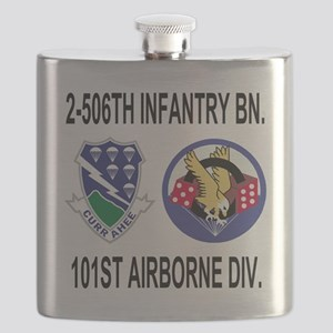 2-Army-506th-Infantry-2-506th-101st-Airborne Flask