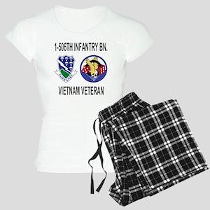 4-Army-506th-Infantry-1-506 Women's Light Pajamas