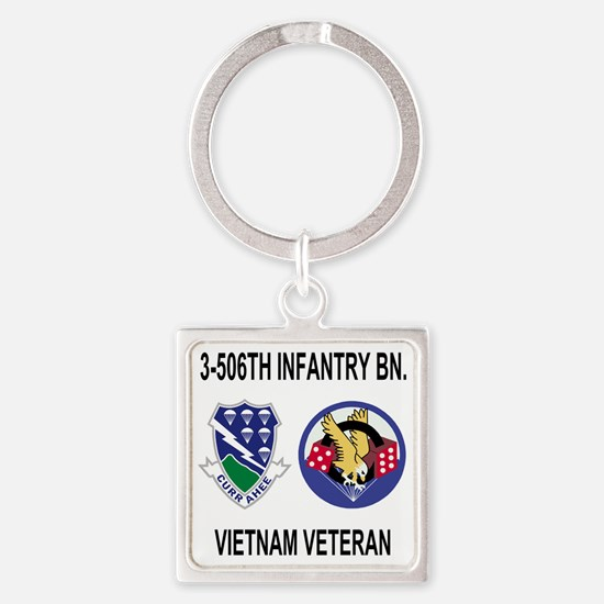 4-Army-506th-Infantry-3-506th-Viet Square Keychain