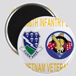 4-Army-506th-Infantry-1-506th-Vietnam-Veter Magnet