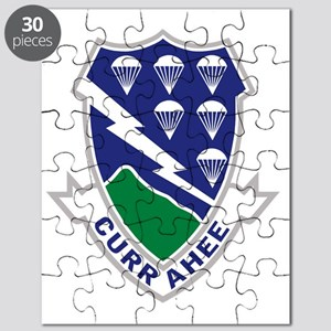 Army-506th-Infantry-Currahee Puzzle