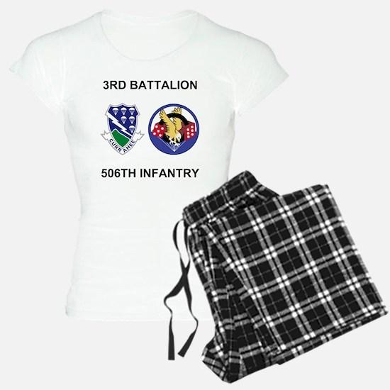 Army-506th-Infantry-BN3-Cur Pajamas