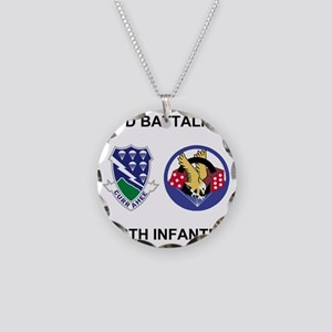 Army-506th-Infantry-BN3-Curr Necklace Circle Charm