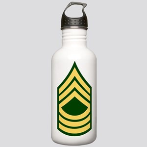Army-MSG-Green Stainless Water Bottle 1.0L