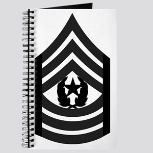 Army-CSM-Subdued-Pin Journal