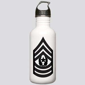 2-Army-CSM-Subdued-Pin Stainless Water Bottle 1.0L