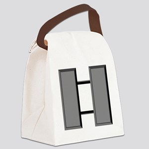 Capt-Subdued Canvas Lunch Bag