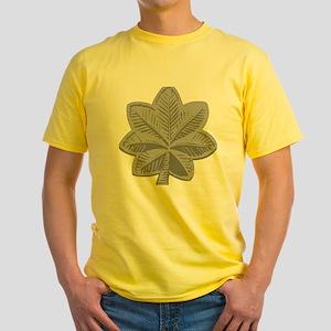 LtCol Yellow T-Shirt